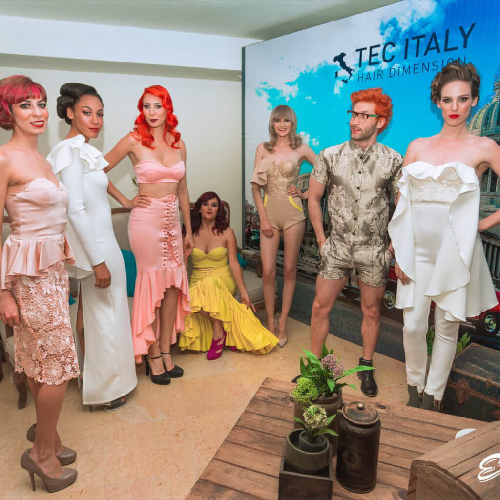 Tec Italy 來自墨西哥的專業美髮品牌