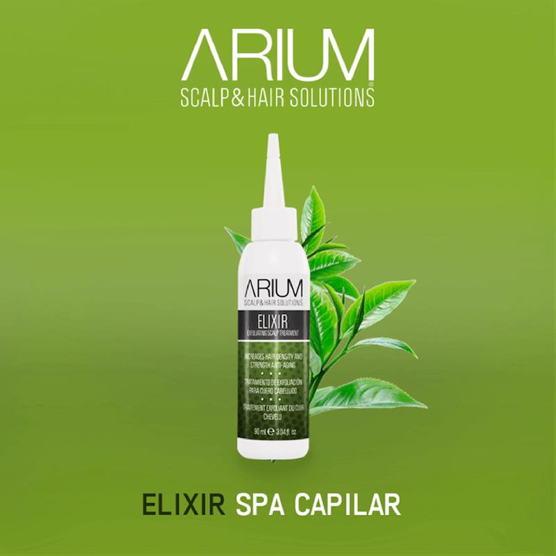 ARIUM艾茉頭皮系列還頭皮健康