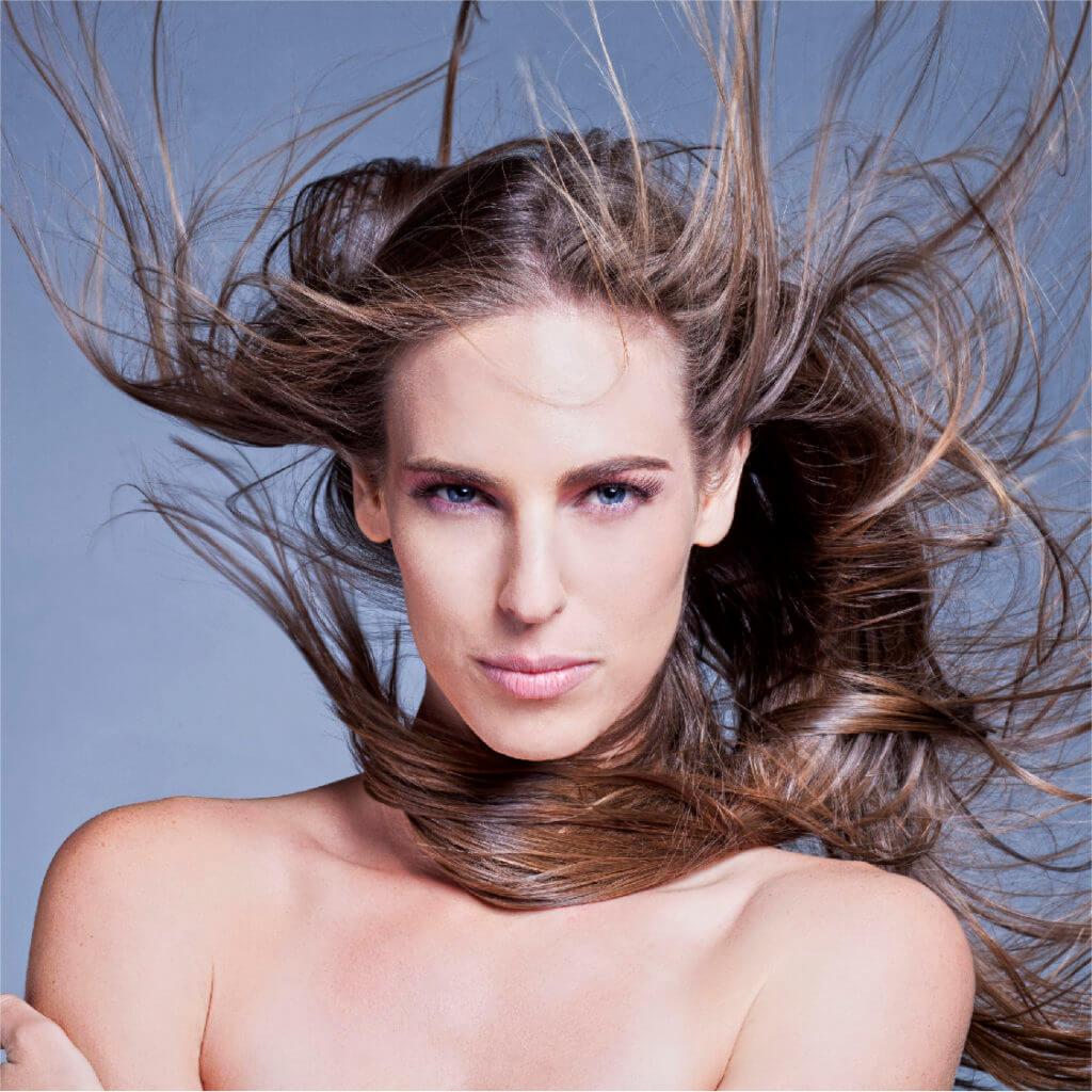 檢測你的髮質