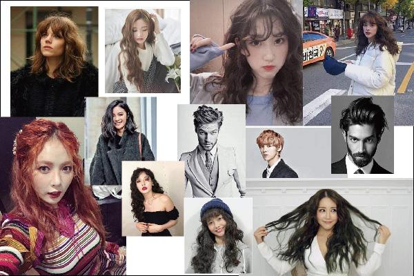 2019【美髮教育課程】商業流行燙髮