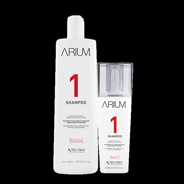 Arium淨化髮肌頭皮系列1號 淨化髮肌潔髮露