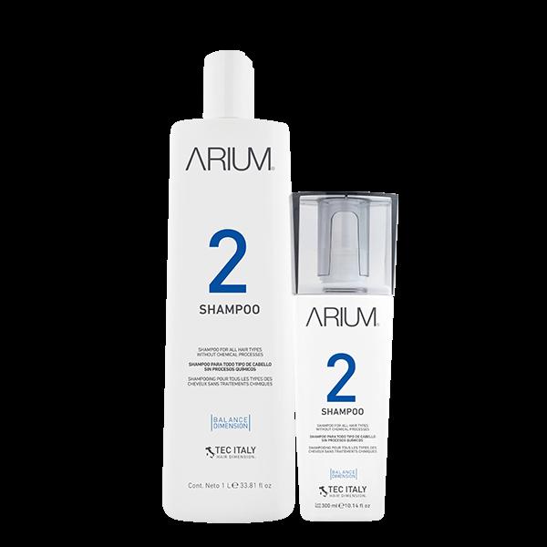 Arium淨化髮肌頭皮系列2號 淨化髮肌潔髮露